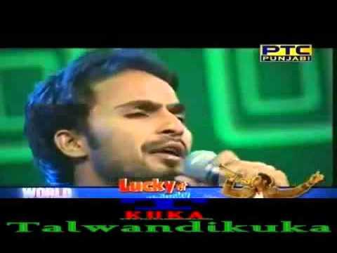 Deepesh Rahi performance Ghar Aaja Mahi