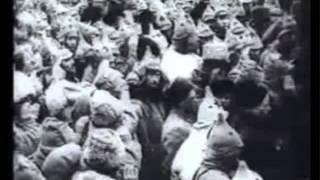 Забытая кинохроника. Гражданская война, 1918 - 1921 год. Россия история войн.
