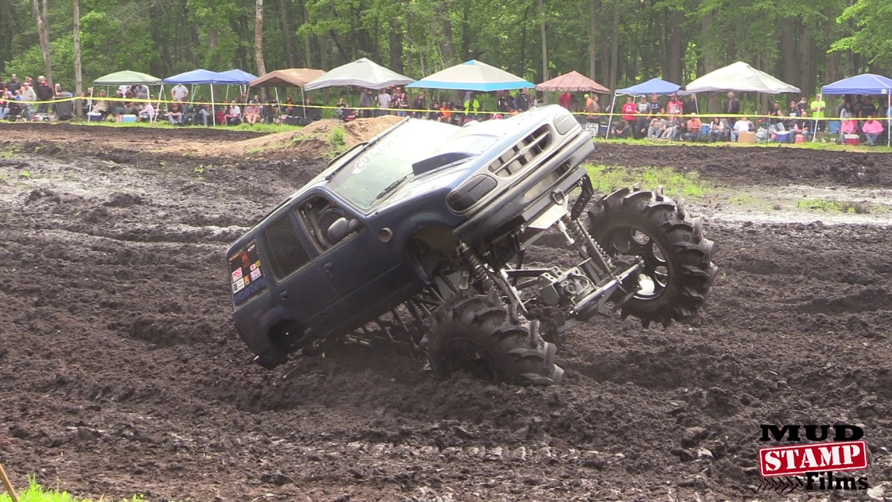 DEEP MUD and FAST TRUCKS- Perkins Spring Sling 18