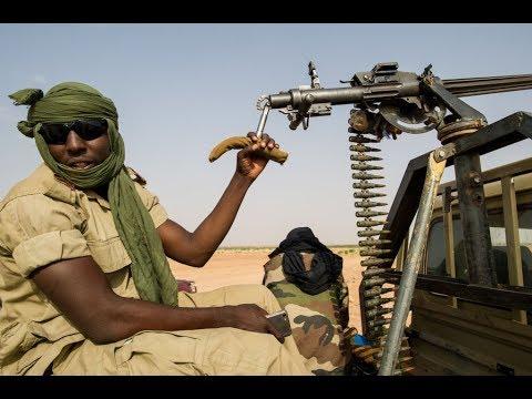 داعش يعلن مسؤوليته عن قتل 20 جندياً نيجيرياً وإعدام تسعة آخرين  - 13:55-2019 / 5 / 23
