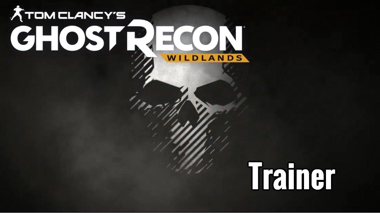 Tom Clancys Ghost Recon Wildlands Trainer Youtube