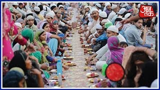Khabrein Superfast | July 3, 2016 | 10,000 People Attend Iftar At Jama Masjid, Delhi