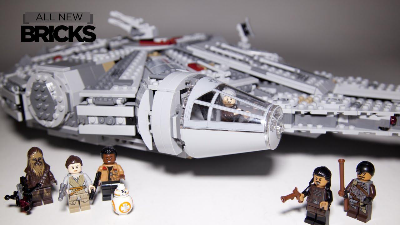 lego star wars 75105 millennium falcon de lego. Black Bedroom Furniture Sets. Home Design Ideas