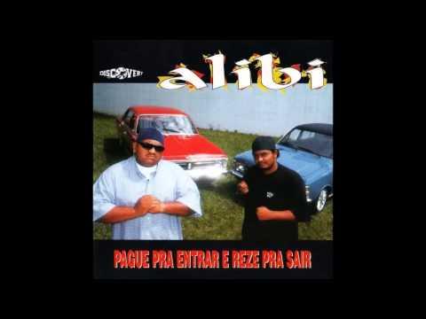 Coletânea Alibi - Pague Pra Entrar e Reze Pra Sair (CD Completo 1997)