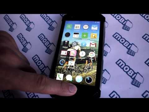 Противоударные телефон Land Rover V9+ (5 дюймов экран + 10 000 мАч батарея)