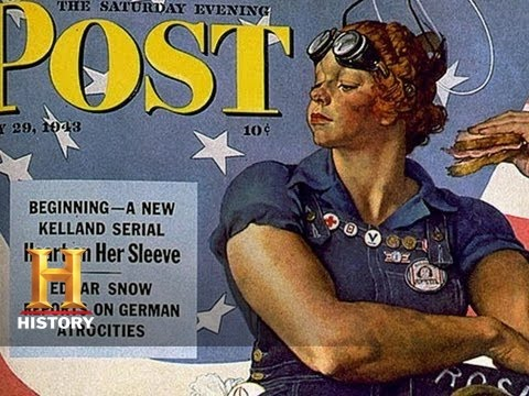 Web Originals : Ask History: Rosie the Riveter | History