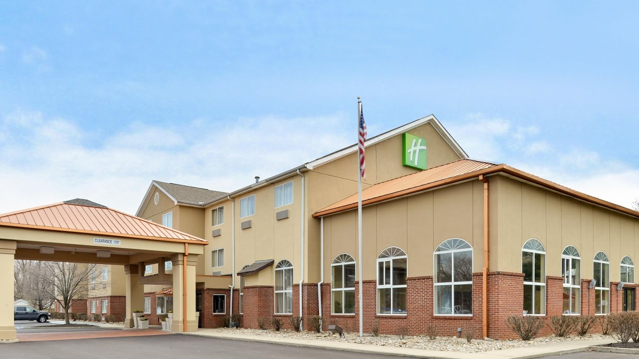 Holiday Inn Express Hotel Suites Cincinnati North Sharonville Hotels Ohio