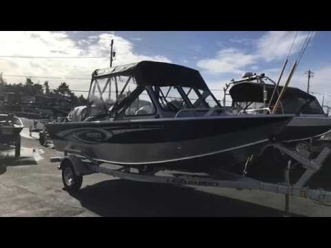 New 2018 Hewescraft Sportsman 180 Boat For Sale in Coos Bay, OR