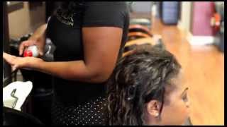 How To Wash A Sew-In (Weave) | VIP LUX TV