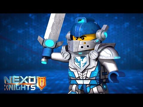 LEGO NEXO KNIGHTS : MERLOK 2.0   LEGO Games