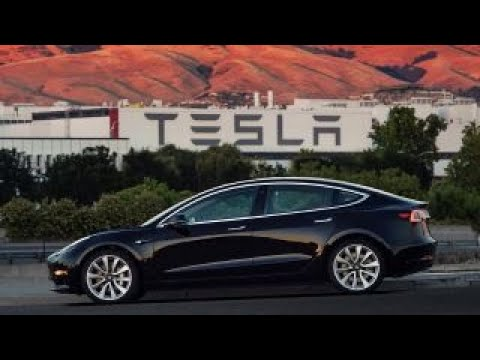 Tesla Model 3 hits major milestone