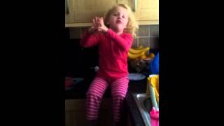 Early morning nursery rhyme randomness!