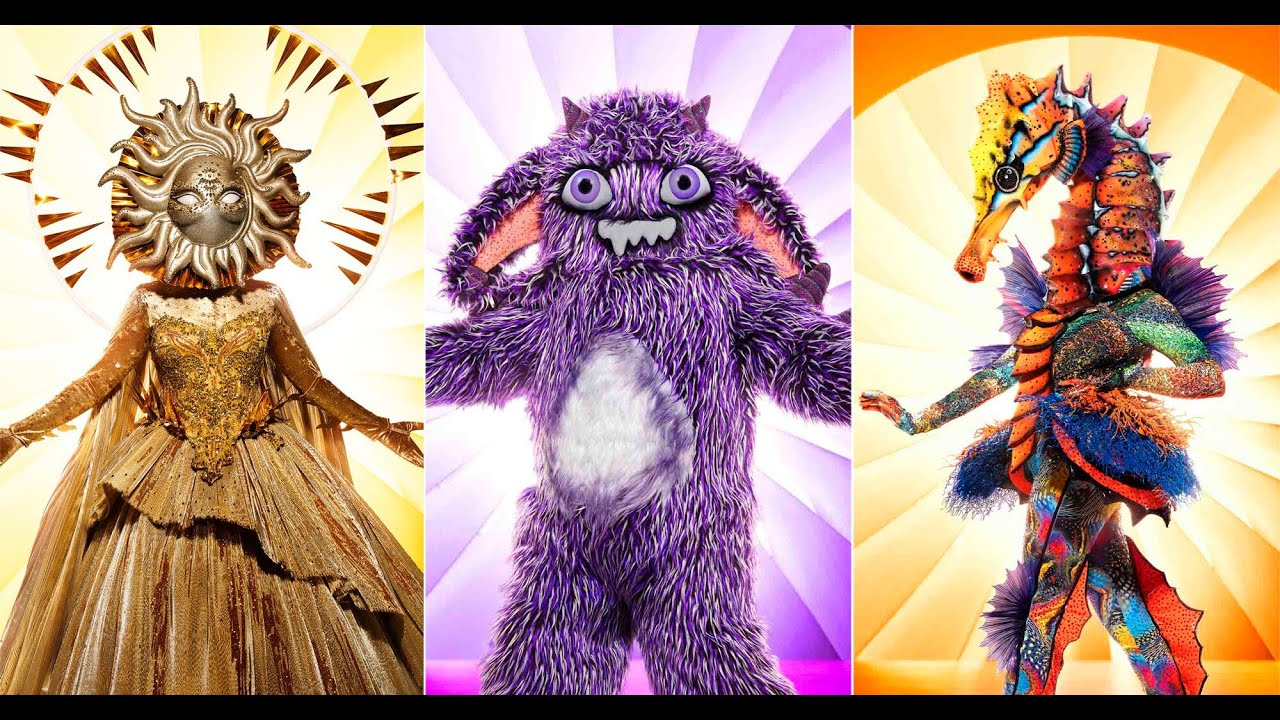 The List of Who Is in 'The Masked Singer' Season 4 Cast