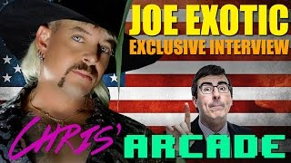 Joe Exotic For President 2016! -  Exclusive Interview!