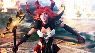 LEAGUE OF LEGENDS The Light Within Cinematic Trailer (LOL)