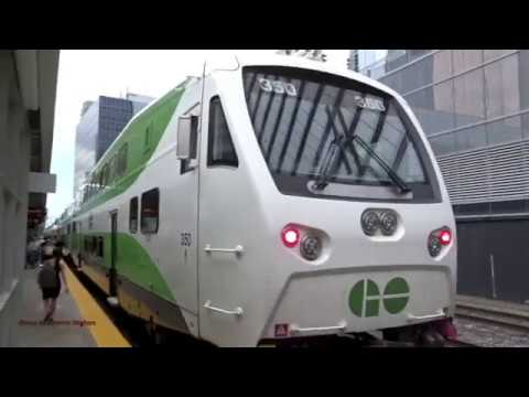 Trains And Trolleys Of Toronto, Canada 2018 (Transit Variety)