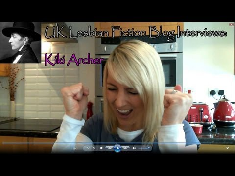 Kiki Archer Interviewed by the UK Lesbian Fiction Blog.
