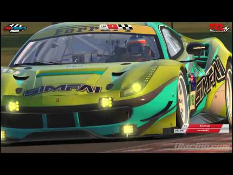 Asia Pacific GTE Series - Rd4 - Spa Francorchamps 2017
