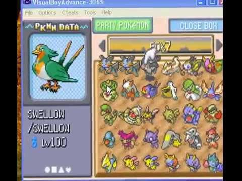 Pokemon games romstermonster.