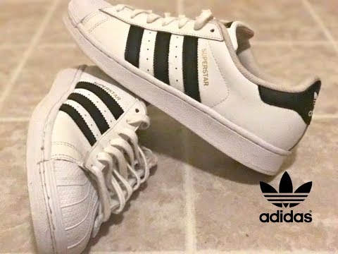 HOW TO MAKE ADIDAS SUPERSTARS LOOK BRAND NEW