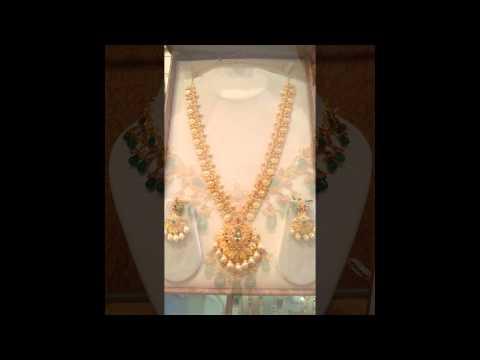 Uncut Diamond Necklaces