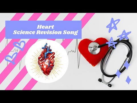 My heart pumps a beat - science revision song
