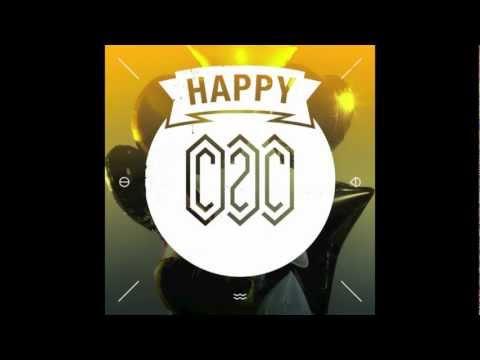 C2C Feat. Derek Martin - Happy (Instrumental)