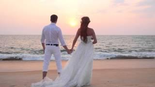 Свадьба на Пхукете от компании Престиж. Свадьба на Пляже.