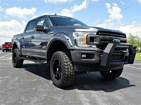 lifted  ford  xlt rocky ridge  truck youtube