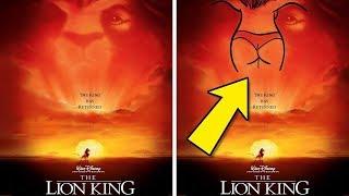 8 Disney Filminde Gizlenmiş İnanılmaz Ayrıntılar