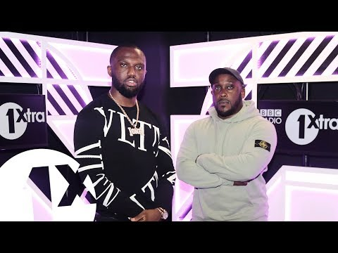 Headie One - Voice Of The Streets Freestyle Part 2 W Kenny Allstar on 1Xtra