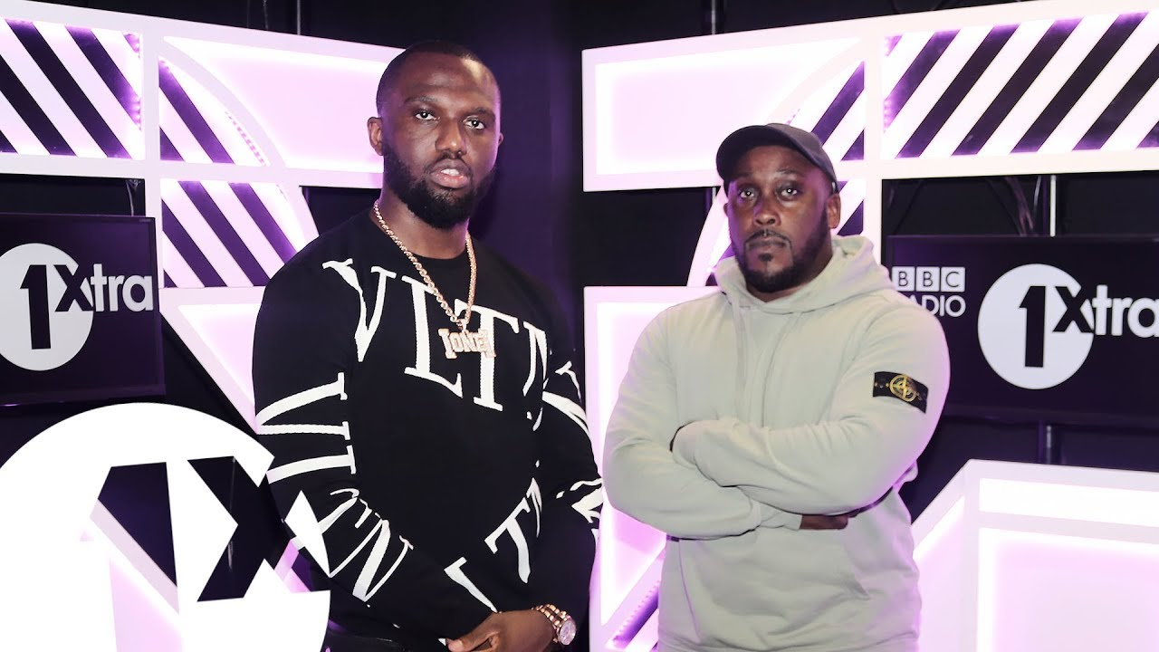 Headie One - Voice Of The Streets Freestyle (Part 2) W/ Kenny Allstar on 1Xtra