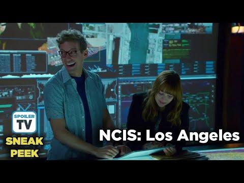 """NCIS: Los Angeles 10x05 Sneak Peek 1 """"Pro Se"""""""