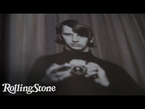 Ringo Starr Discusses His Passion for Photography as the Beatles' Drummer