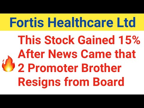 fortis-healthcare-ltd-stock-latest-news-promoter-resignation-review-analysis-target-price