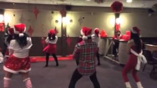 Whoops Kiri Christmas medley