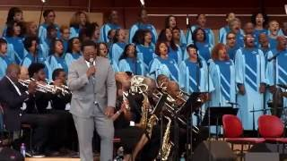 The Jones Family Singers + Apostolic Church of God Sanctuary Choir (7/25/2016)