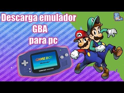 Descargar Visual Boy Advance + Traduccion Al Español (Mejor Emulador De GBA) PC 2020