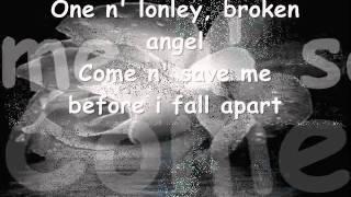 Broken Angel - Arash ft. Helena - With Lyrics ( Original+English )