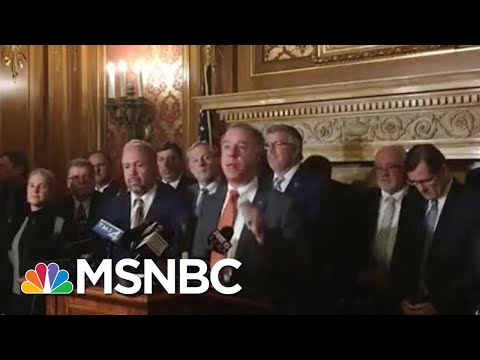 Democrats In Uproar After Wisconsin GOP Rams Through Power Grab | Hardball | MSNBC
