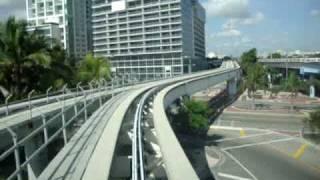 Miami Beach - Metromover -  Carlos D. Pereyra