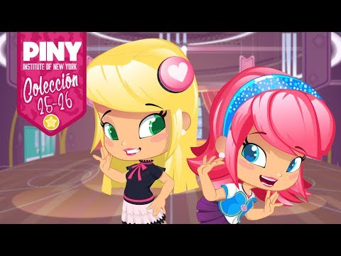 PINY Institute of New York - COLECCIÓN EPISODIOS FINALES (25 - 26) 🌟 ❤ 🌟 DISNEY CHANNEL