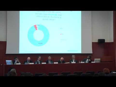 Nov. 6, 2014, Milano - ETicaNews e FEEM: Il valore nascosto dello Sri - PARTE I