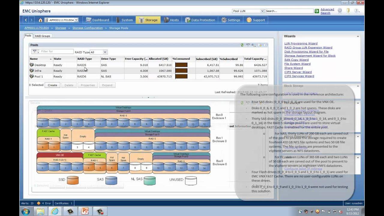 VSPEX Storage and Avamar DR & Backup for Mobile Secure Desktop ...