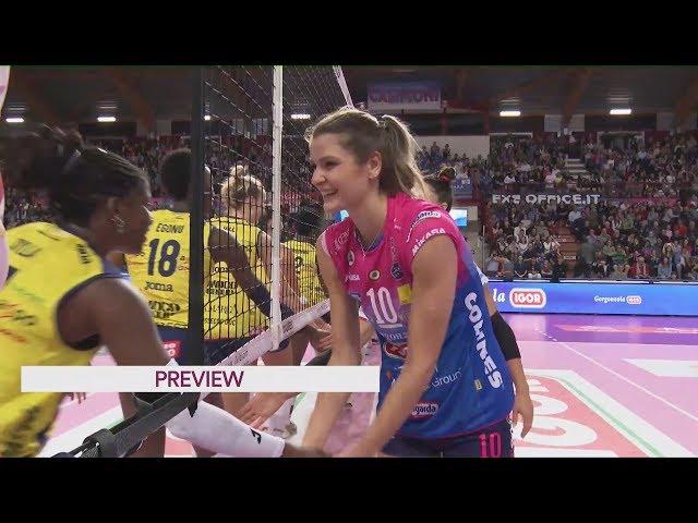 Preview 24^ Supercoppa Italiana | Lega Volley Femminile 2019/20
