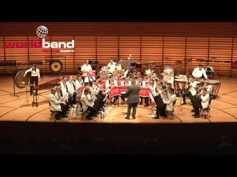 Brass Band Fribourg - Harmony Music by Philip Sparke