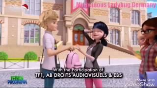 """Miraculous Ladybug Letzte Folge:""""Das böse Weihnachtsüberraschung""""Part 1(German/Deutsch+HD)"""