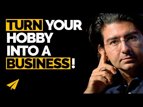 Business Ideas - 3 Business Lessons From Pierre Omidyar