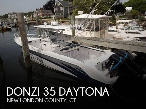[UNAVAILABLE] Used 2003 Donzi 35 Daytona In Mystic, Connecticut