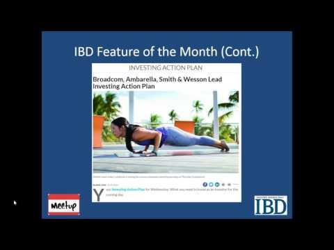 Downtown Pittsburgh IBD Meetup Presentation - August 2016